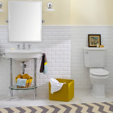 Traditional Bathroom by American Standard Brands