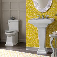 Traditional Bathroom by American Standard Brands