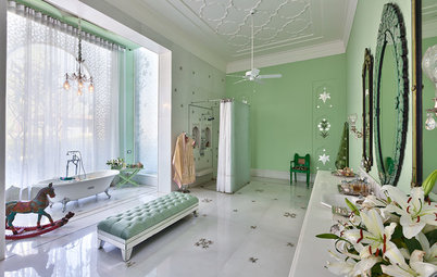 Luxurious Bathroom Designs: 10 Most Lavish Bathrooms on Houzz