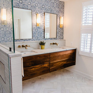 American University Park Master Bathroom Suite
