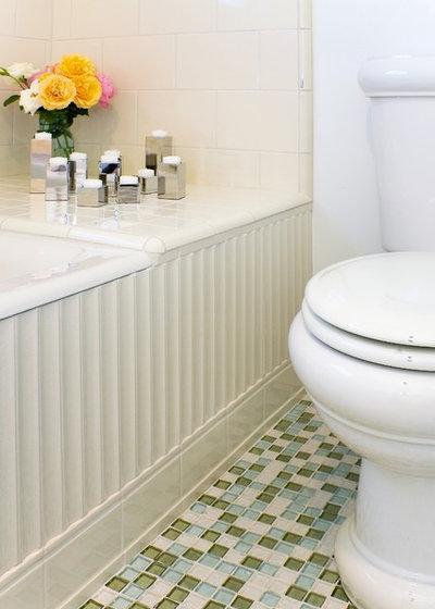 Contemporary Bathroom by Amoroso Design