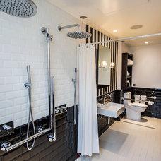 Contemporary Bathroom by C.P. Hart Bathrooms
