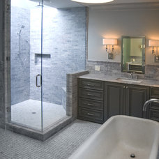 Contemporary Bathroom by RENU Atlanta