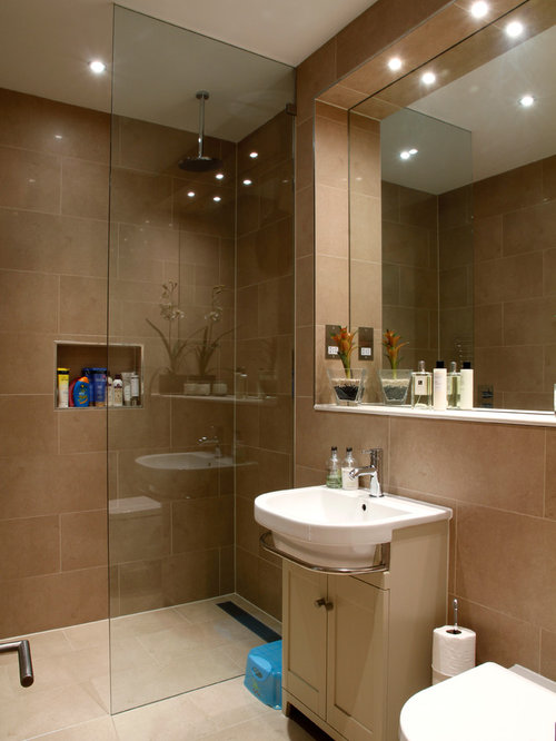 Recessed Mirrors Design Ideas Amp Remodel Pictures Houzz