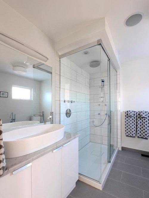 Simple  You Black White Bathrooms White Brick Bathroom Tiles Bathroom Floor