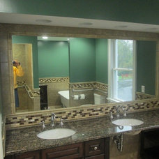 Traditional Bathroom by Glens Falls Tile & Supplies