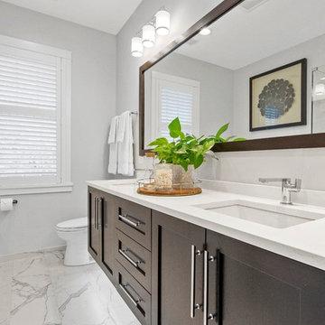Andersonville Master Bathroom