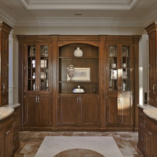 Traditional Bathroom by Andrea Braund Home Staging & Design