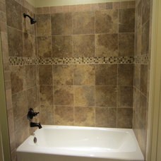 Traditional Bathroom by Homes of Distinction, Inc.