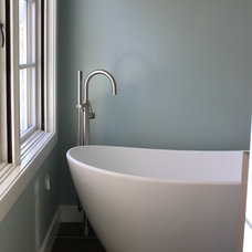 Modern Bathroom Angela Adams