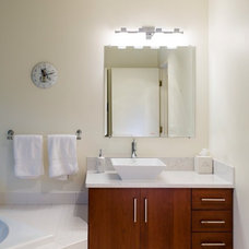 Modern Bathroom by Mary Topping, Chelsea Lumber Co