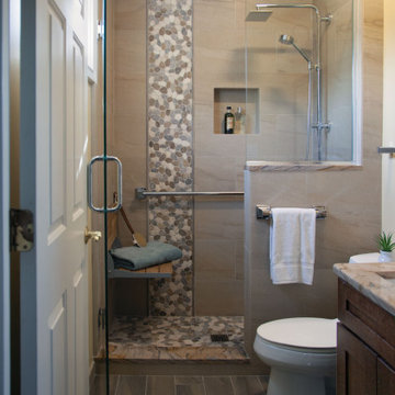 Ann Arbor Mother-in-Law Bathroom Remodel
