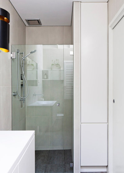 Contemporary Bathroom by Trentini Design