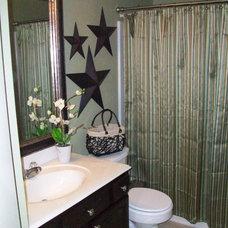 Contemporary Bathroom by I love it Interiors