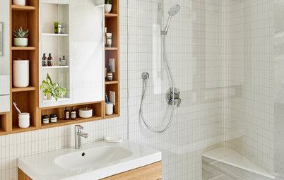 Post-KonMari: How to Organize Your Bathroom Storage