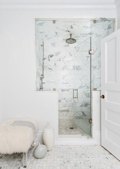 Eclectic Bathroom by Toronto Interior Design Group