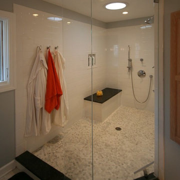 Another View - Huge Shower