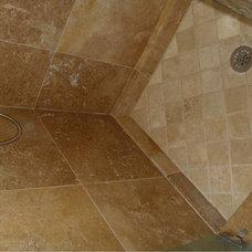 Traditional Bathroom by Arbor Crest Builders LLC.
