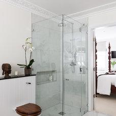Traditional Bathroom by MPD London