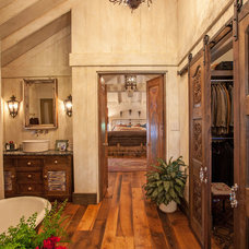 Traditional Bathroom by Appalachian Woods