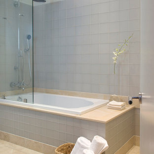 Elegant Whirlpool Tubs and Shower Combination