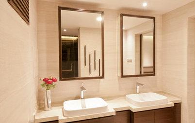 8 Ways to Make a Shared Bathroom Work