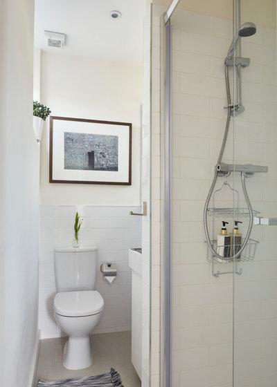 Scandinavian Bathroom by houseology