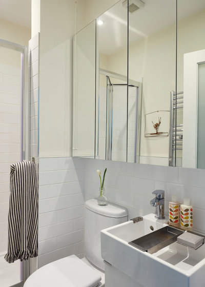 Contemporary Bathroom by houseology