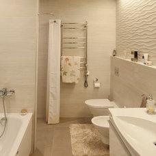 Contemporary Bathroom by Martens JSC