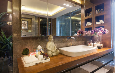 How to Give Your Bathroom the Spa Treatment