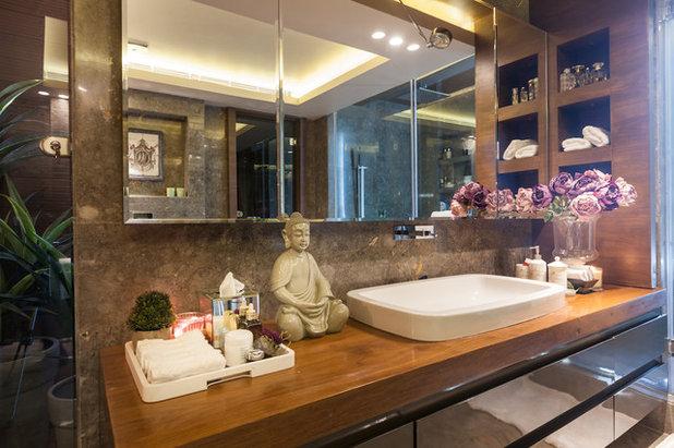 Contemporary Bathroom by Essentia Environments