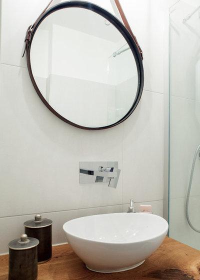 Modern Badezimmer by Luca Girardini - Photos