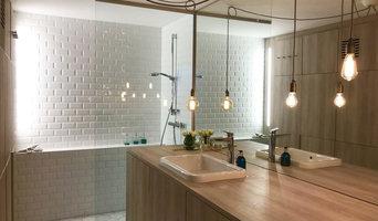 Apartment kitchen remodel- B8