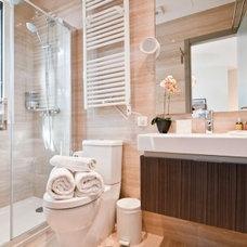 Modern Bathroom by Pro4Design