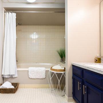 Apartment Pool Room