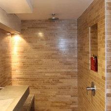 Modern Bathroom by Box Lab