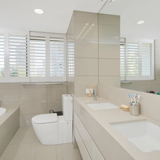 Contemporary Bathroom by Latitude 28 Constructions