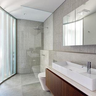 Photo of a contemporary bathroom in Perth.