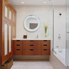 Contemporary Bathroom by Applegate Tran Interiors
