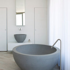 modern bathroom by Gerstner