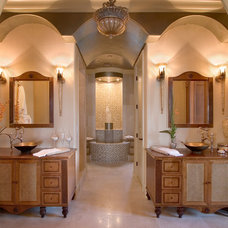 Traditional Bathroom by Silver Sea Homes
