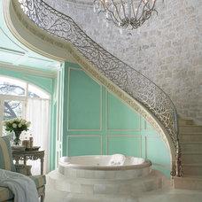Traditional Bathroom by Aquatic