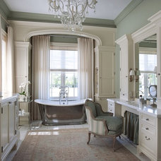 Traditional Bathroom by Matthew Thomas Architecture, LLC