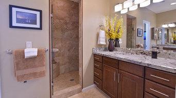 Arcadia, Phoenix, Bathrooms Remodeled