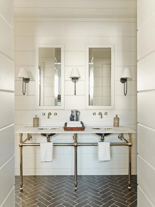 Badrum badrum medelhavs : Foton och badrumsinspiration för medelhavsstil badrum, med ...