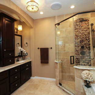 Arched for A Queen, Fit for A King - Master Bathroom