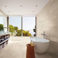 Modern Bathroom by Architectural Ceramics Inc