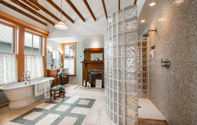 Bath of the Week: Converting a 19th-Century Bedroom in Texas