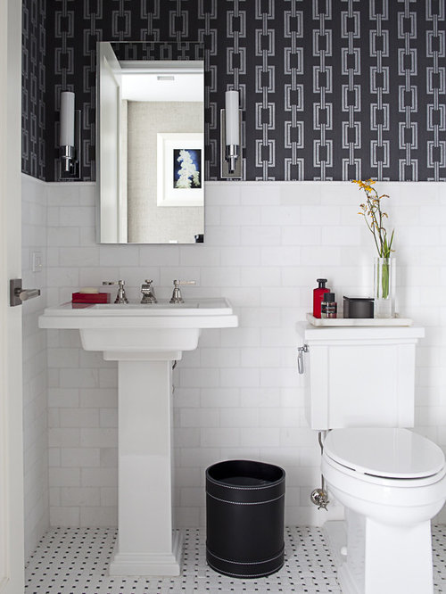 Traditional bathroom idea in Milwaukee. Kohler Tresham   Houzz
