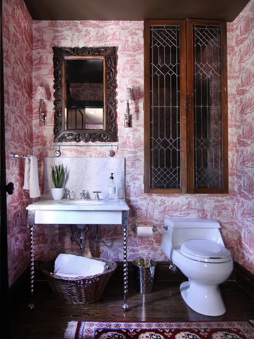Architectural Salvage In Bathrooms